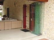 Glass facade GLASS PROJECT | Glass facade - ALUVETRO