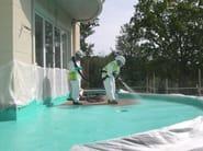 In situ liquid membrane Silcor™ 900S - Grace Construction Products - W.R. Grace Italiana