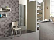 Porcelain stoneware wall/floor tiles with concrete effect PROGRESS - MARAZZI