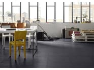 Wall/floor tiles with concrete effect SPAZIO - MARAZZI