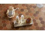 Indoor/outdoor porcelain stoneware wall/floor tiles COTTO ANTICO - MARAZZI