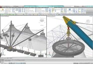 CAD-integrated structural design software GRAITEC ADVANCE STEEL - GRAITEC