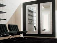 Rectangular framed mirror LOOK AT ME - ALIVAR