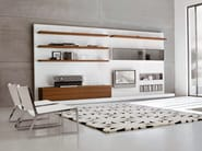 TV wall system OFF-SHORE - ALIVAR