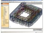 CAD-integrated structural design software GRAITEC ADVANCE DESIGN - GRAITEC