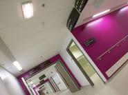 Acoustic rock wool ceiling tiles ROCKFON® MediCare® Standard - ROCKFON - ROCKWOOL ITALIA