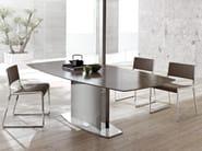 Stainless steel table STONE - ALIVAR