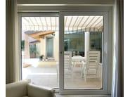 Aluminium and wood thermal break window Thermal break window - QUARTIERI LUIGI