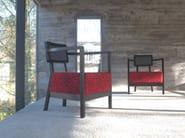 Armchair with armrests CORDOBA | Armchair - TON