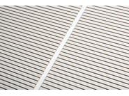 Acoustic MDF ceiling tiles 60x60/120 SYSTEM - FANTONI