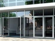 Aluminium patio door Schüco ADS HD - SCHÜCO INTERNATIONAL ITALIA