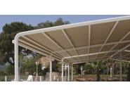 Sliding awning TENDAL TEK - KE Outdoor Design