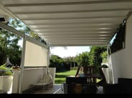 Sliding awning T1 | Awning - KE Outdoor Design
