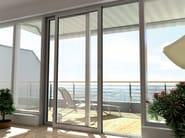 Electric opener for windows Schüco e-slide - SCHÜCO INTERNATIONAL ITALIA