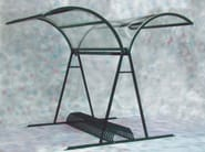 Porch for bicycles and motorcycles BIKE 2000 DOUBLE - SMEC