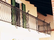 Iron balustrade Iron balustrade - QUARTIERI LUIGI