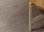 Striped wool rug RAYA - Paola Lenti