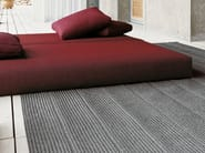 Solid-Color outdoor rug SAHARA - Paola Lenti