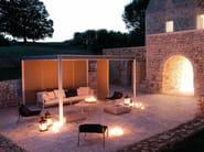 Modular garden sofa CANVAS   Garden sofa - Paola Lenti