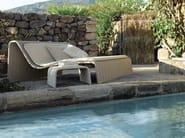 Sectional modular garden sofa FRAME | Modular garden sofa - Paola Lenti