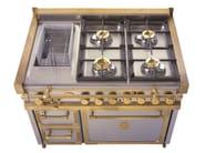 Steel cooker OG98 | Cooker - Officine Gullo