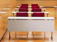 Upholstered fabric chair MILANOLIGHT | Upholstered chair - Brunner