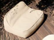 Double upholstered fabric garden armchair FLOAT   Double garden armchair - Paola Lenti