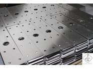 Metalworking CMM Satinatura e Sbavatura acciaio inox - CMM