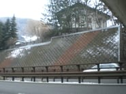Sound absorbent concrete masonry block Rivestimento 'a secco' fonoassorbente - EDIL LECA - Divisione INFRASTRUTTURE