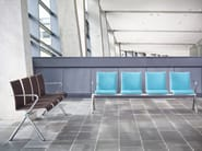 Beam seating with armrests VERONA | Beam seating - Brunner