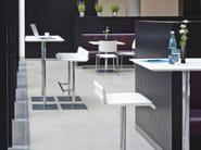 High upholstered stool WE_TALK   High stool - Brunner