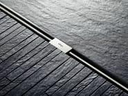 Stainless steel shower channel ADVANTIX VARIO - Viega Italia