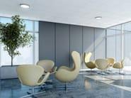 Plasterboard ceiling tiles Gyptone® Activ'Air® - Saint-Gobain Gyproc