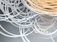 Polypropylene floor lamp AROS | Floor lamp - arturo alvarez