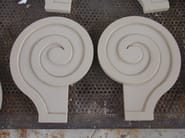 Polystyrene matrix for decorative element POLIARMODEC - POLIESPANSO