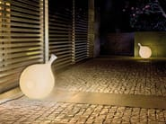 Indirect light polyethylene floor lamp LUA | Floor lamp - arturo alvarez