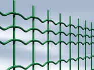 Plastic electrically welded mesh Fence OVERPLAX - Gruppo CAVATORTA