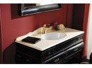 Wooden vanity unit VOGUE 1 - LEGNOBAGNO