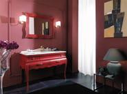 Wooden vanity unit VOGUE 2 - LEGNOBAGNO