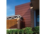 Metal sheet and panel for facade TECU® Bond - KME Architectural Solutions