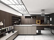 Kitchen with island KALEA - COMPOSITION 7 - Cesar Arredamenti