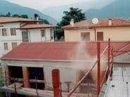 Bituminous tile ONDEVER - ONDULINE ITALIA
