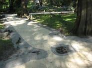 Outdoor floor tiles Grevelit - Studio Muscatelli Pietro