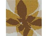 Glass Mosaic FLOWERS - Mosaico+