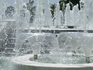 Fountain COMPONENTS FOR FOUNTAINS - CASCADE