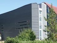 Continuous metal laminate for roof Zinco titanio VMZINC® - UMICORE BUILDING PRODUCTS ITALIA