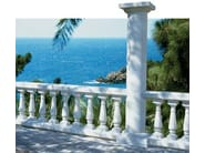 Concrete column Column - SAS ITALIA - Aldo Larcher