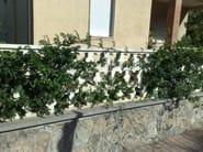 Concrete element for perimeter enclosure Screenwalling - SAS ITALIA - Aldo Larcher