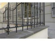 Concrete wall coping SAS | Wall coping - SAS ITALIA - Aldo Larcher