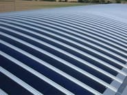Photovoltaic module ALUPLUS SOLAR - KALZIP® - Gruppo Tata Steel Europe